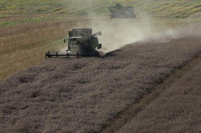 des agriculteurs contre les nouvelles règles de la pac