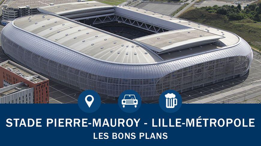 Les bons plans près du stade de Lille-Métropole