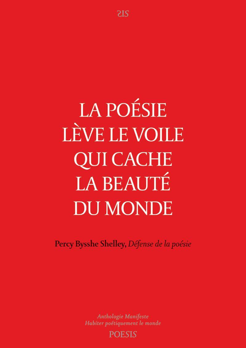 Habiter Poétiquement Le Monde Une Anthologie Manifeste 2