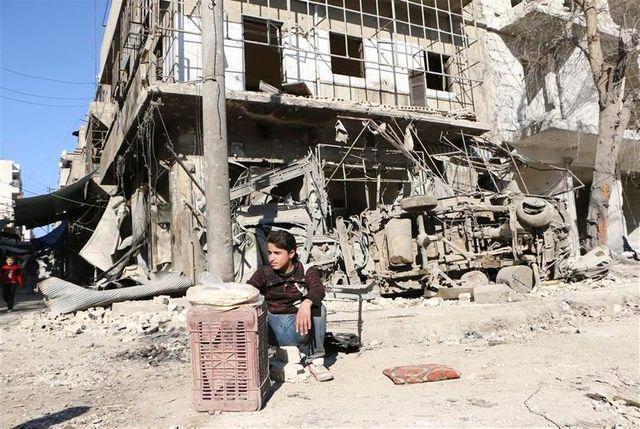 la défiance reste de mise à la conférence de genève ii sur la crise syrienne