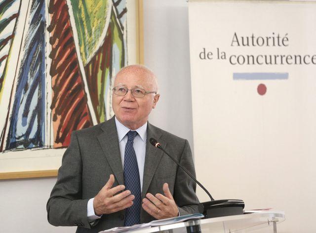 Bruno Lasserre, président de l'Autorité de la concurrence.