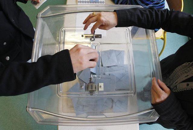 un tiers des français pour une victoire de la droite aux municipales