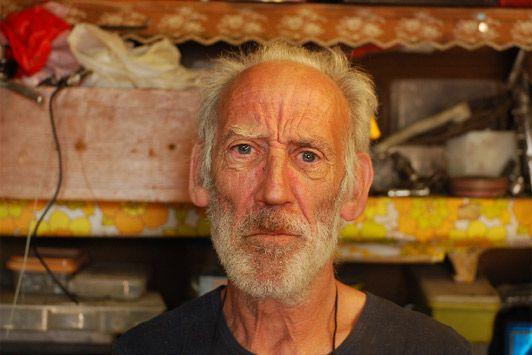 Jean-Claude le réparateur de vélos