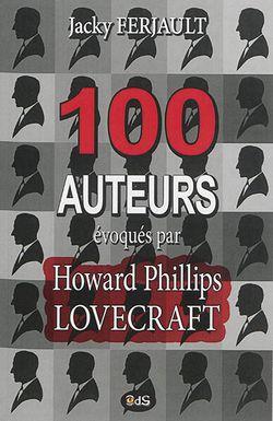 100 auteurs évoqués par Howard Phillips Lovecraft