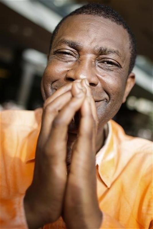 youssou n'dour candidat à la présidence du sénégal