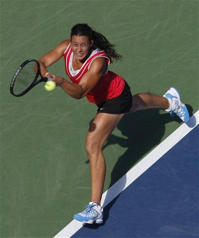 marion bartoli, seule éclaircie du tennis féminin français