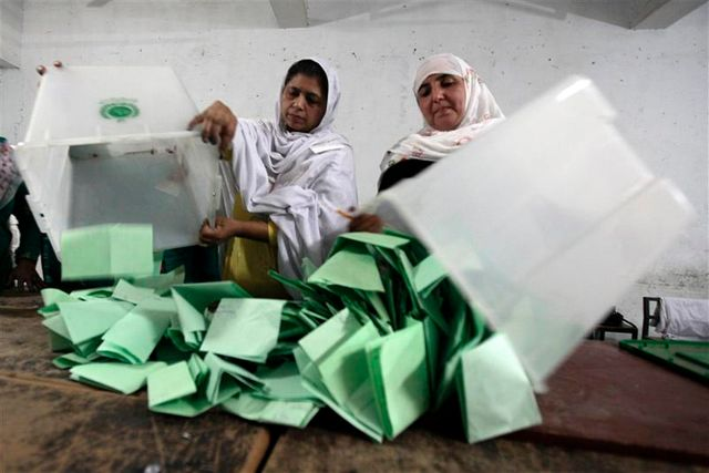 nawaz sharif revendique la victoire aux législatives pakistanaises