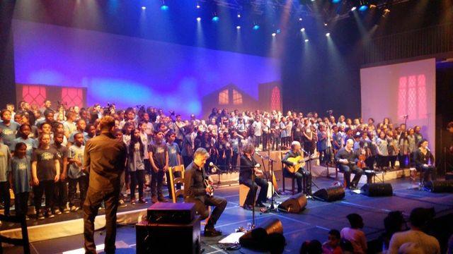 Concert l'Andalousie des Marmots, Chants populaires de la Méditerranée