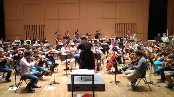 L'OJIF : un nouvel orchestre créé par des jeunes pour les jeunes