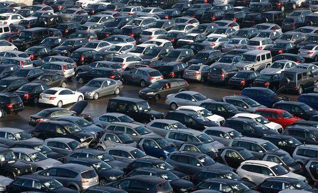 le marché automobile au plus bas depuis 20 ans pour un mois de mai dans l'ue