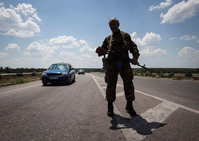 un avion militaire abattu par des séparatistes pro-russes en ukraine