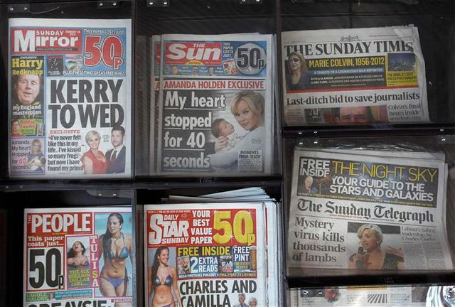 rupert murdoch tente de reconquérir son lectorat avec the sun on sunday