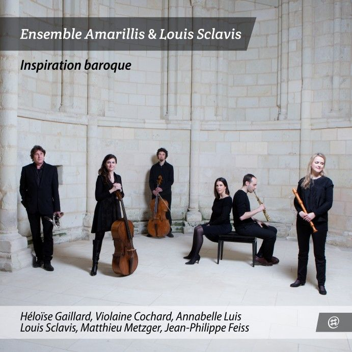 Ensemble Amarillis et Louis Sclavis, album Inspiration baroque
