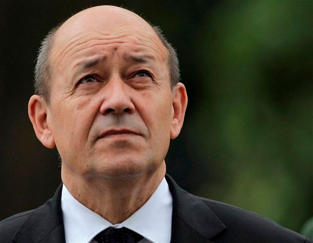 le drian juge une intervention au mali possible au 1er semestre 2012