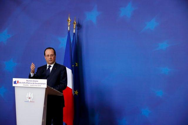 françois hollande menace la russie de nouvelles sanctions de l'ue