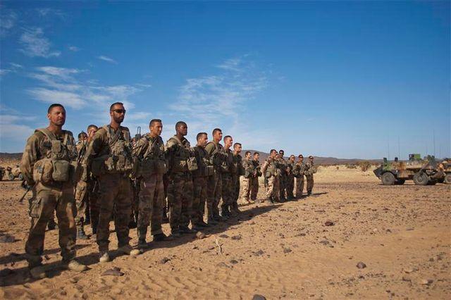 vers la présence de 3.000 soldats français au mali en juillet