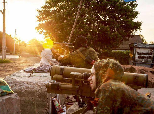 Ukraine prorusses