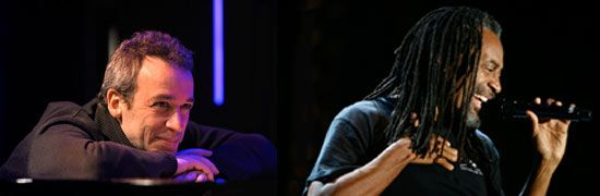 Laurent de Wilde et Bobby McFerrin