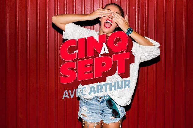 """""""Cinq à Sept avec Arthur"""" du lundi au vendredi à 17h00 sur TF1"""