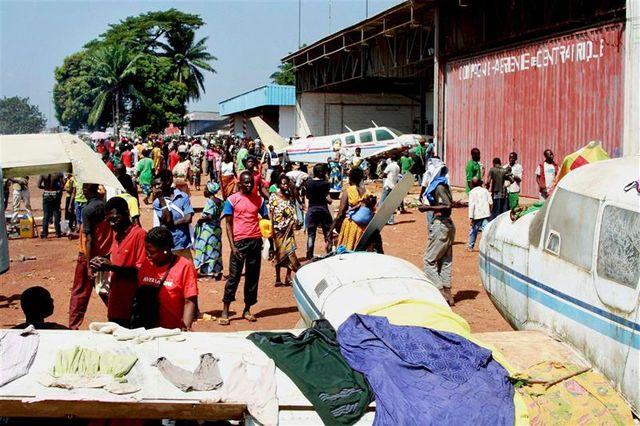 la centrafrique pleure ses morts