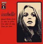 13 Isabelle De Funes Quand Michel chante EMI ODEON 2C016-10.067.jpg
