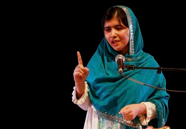 malala yousafzai favorite pour le prix nobel de la paix
