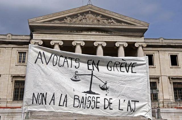 mobilisation des avocats pour l'aide juridictionnelle