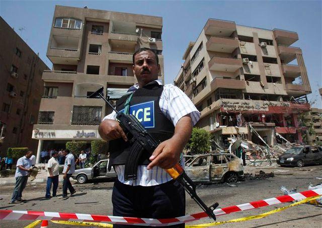 le ministre de l'intérieur égyptien cible d'un attentat
