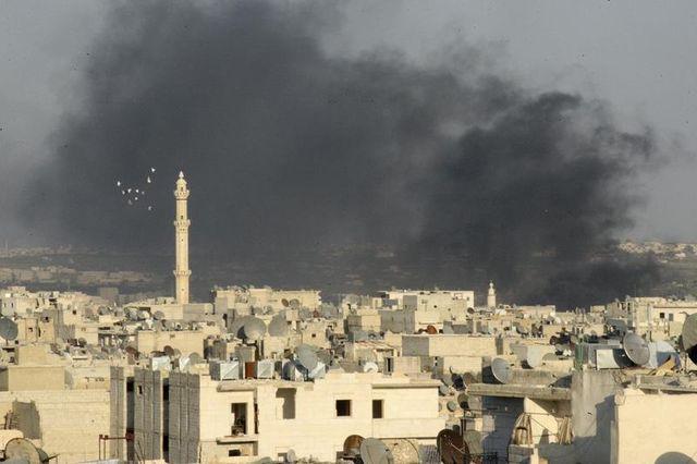 une majorité de français opposés à une intervention en syrie, selon ifop