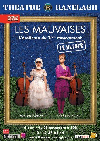 retrouvez Marianne Pichon au théâtre du Ranelagh à Paris et toutes les infos sur Vu sur Scène