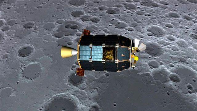 la nasa va lancer vendredi une sonde sur la lune
