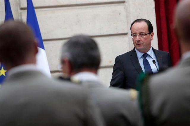 françois hollande annonce la dernière phase du retrait d'afghanistan