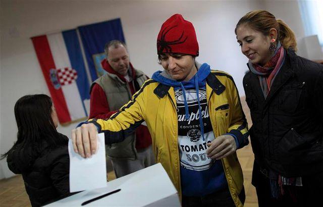 les croates se prononcent contre le mariage gay
