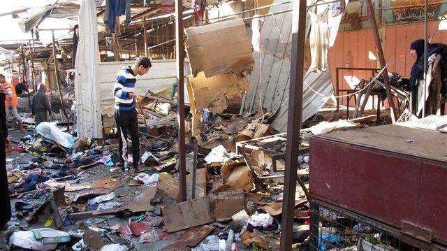 attentats meurtriers dans des quartiers chrétiens à bagdad