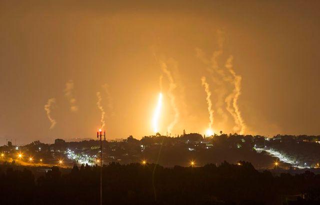 plus de 700 morts à gaza
