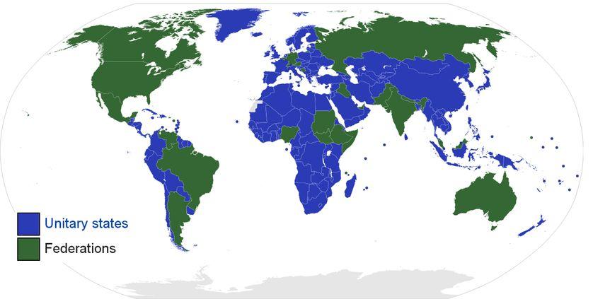 Qu'est-ce qui pousse des Etats à se fédérer ?