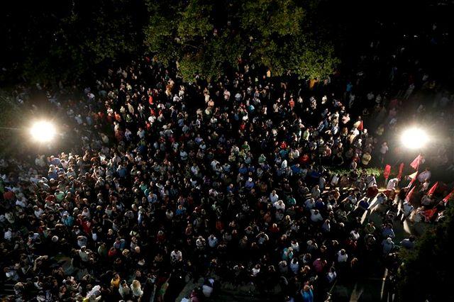la crise rattrape la radiotélévision grecque