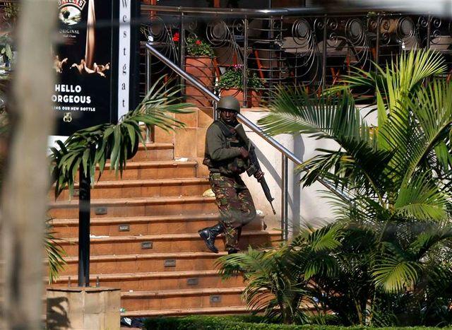 cinq français ont réussi à s'échapper à nairobi