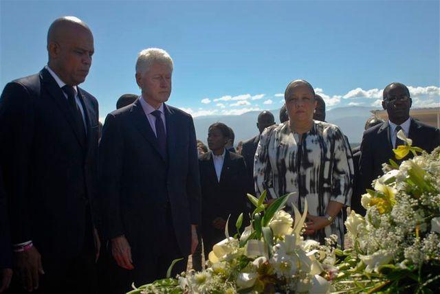 haïti commémore le séisme de 2012