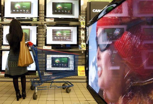 progression de 0,2% de la consommation des ménages en novembre