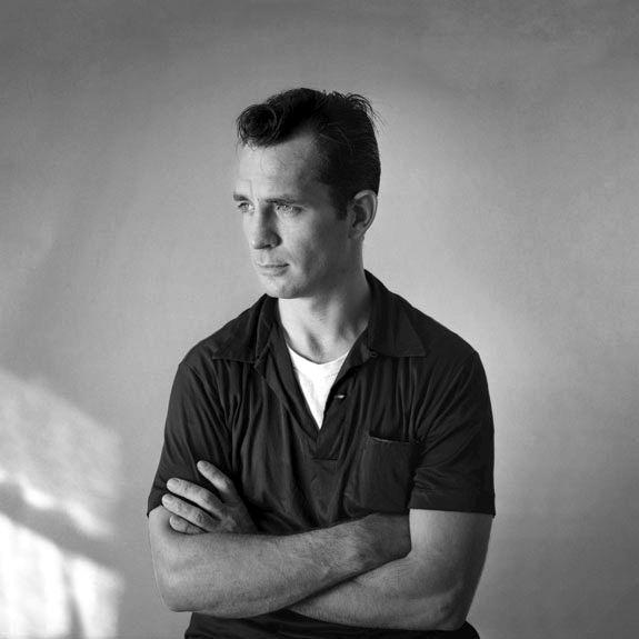 Jack Kerouac vers 1956