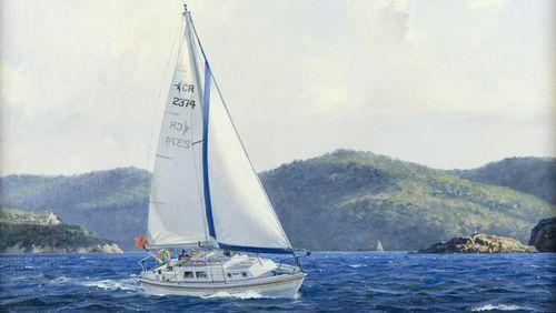 """Eugène Riguidel : """"La mer est le dernier endroit où l'on est libre"""""""