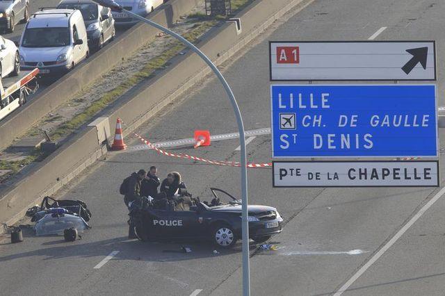 ouverture d'une information judiciaire pour meurtre après la mort de deux policiers à paris