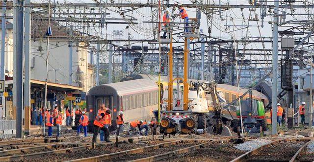 après l'accident de brétigny, priorité a la renovation des intercités