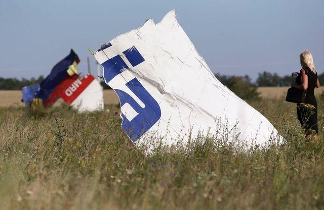 pas d'envoi d'une mission armée pour sécuriser le site du crash du boeing de malaysia airlines