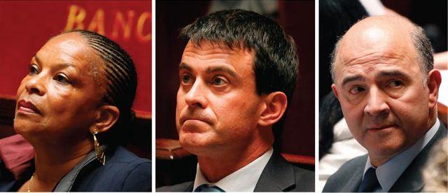la commission cahuzac entend trois ministres