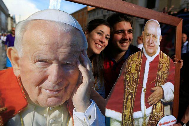 les papes jean paul ii et jean xxiii seront canonisés