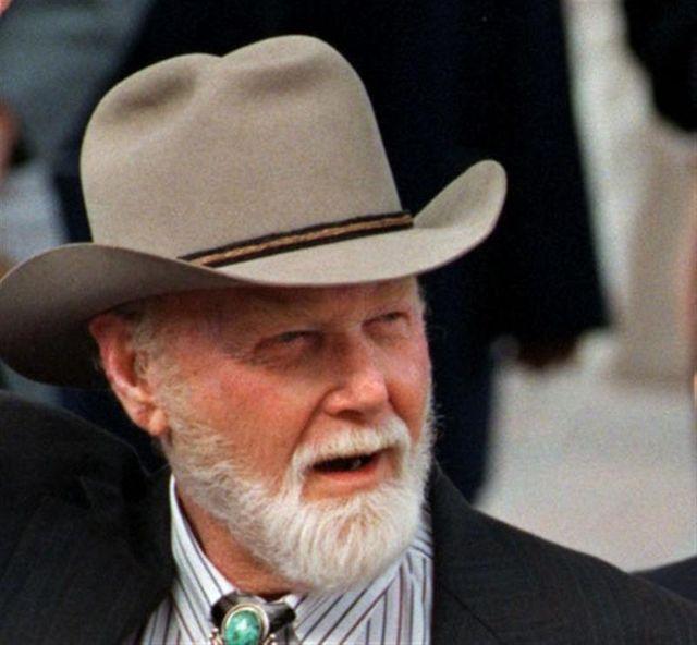 décès d'une figure emblématique des westerns de john ford