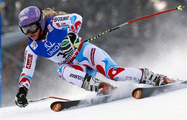 tessa worley championne du monde de géant à schladming