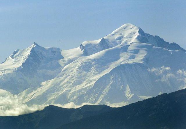 trois alpinistes retrouvés morts dans le massif du mont-blanc